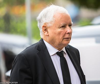 Prezes PiS Jarosław Kaczyński pytany o marsze równości nawiązał do polskich sądów
