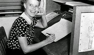 """75 lat temu narysowała bajkę """"Bambi"""". Rettę Scott uwielbiał sam Walt Disney"""
