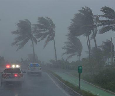 Huragan Irma szaleje na Karaibach.