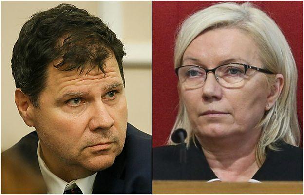 Julia Przyłębska i Mariusz Muszyński kandydatami na prezesa TK
