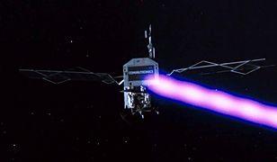 Francuskie satelity zostaną uzbrojone w lasery i karabinki maszynowe