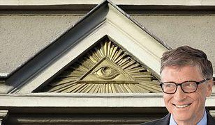 Zwolennicy teorii spiskowych oskarżają Billa Gatesa o plan depopulacji