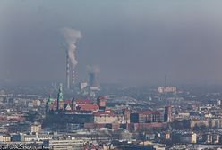 Smog Kraków - 12 grudnia