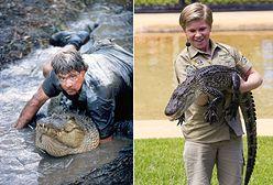"""Ryzykował nie tylko swoim życiem. Syn """"łowcy krokodyli"""" idzie w jego ślady"""