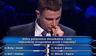 Leszek nie znał odpowiedzi na pytanie za 40 tys. zł