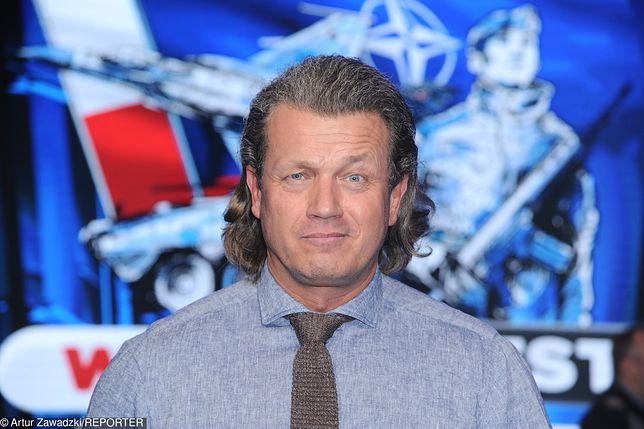 Jarosław Jakimowicz stracił pracę w serialu z powodu swoich poglądów