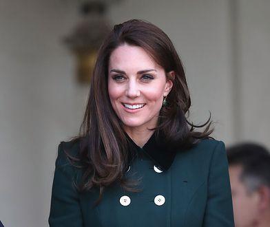 Księżna Kate wraca do pracy