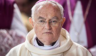 Abp Henryk Hoser odchodzi z diecezji warszawsko-praskiej