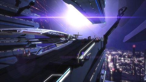 Hollywood zainteresowane Mass Effect