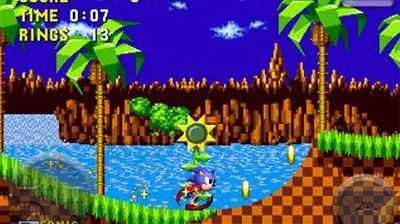 Sonic po cichu dobiegł na iPhone