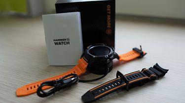 Hammer Watch - wytrzymałość to nie wszystko. Pancerny zegarek nareszcie w sprzedaży detalicznej!