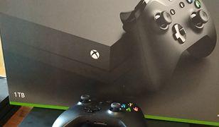 Xbox One X ma być najmocniejszą konsolą, jaka powstała