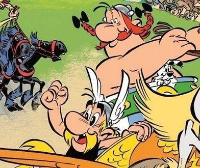 Koronawirus ma dłuższą historię niż myśleliśmy. Pojawił się w komiksie o Asteriksie i Obeliksie