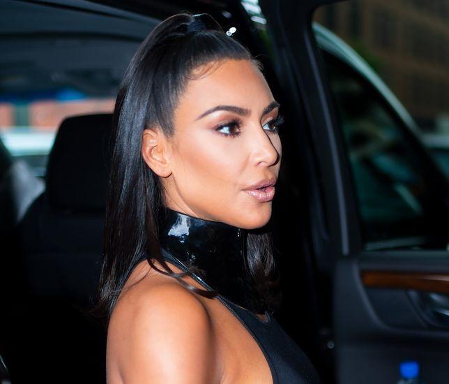Kim Kardashian twierdzi, że nie miała operacji. Swój wygląd ma zawdzięczać diecie