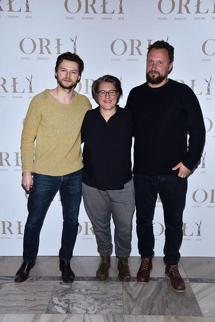 Rozpoczął się przegląd filmów kandydujących do Orłów 2018!