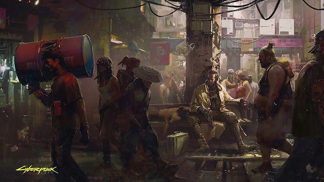 Cyberpunk 2077 ponownie z nagrodą najbardziej wyczekiwanej gry roku