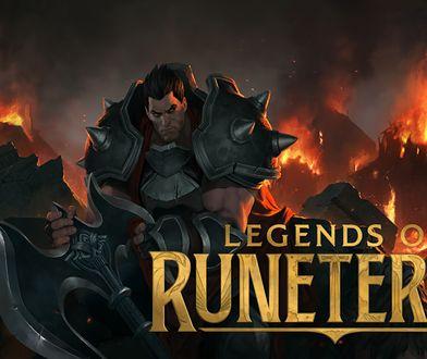 Riot Games rozpoczyna otwartą betę Legends of Runeterra