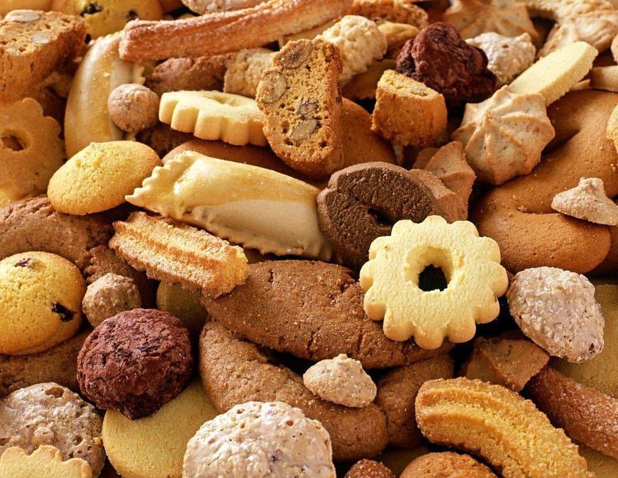 Ciastka to źródło niezdrowych tłuszczów trans