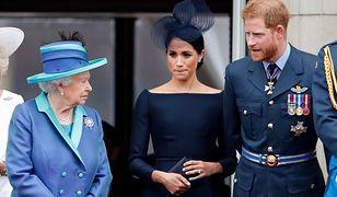 Królowa Elżbieta udzieliła przed ślubem reprymendy księciowi Harry'emu