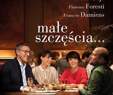 """Komedia """"Małe szczęścia"""" z Bérénice Bejo i Vincent Cassel już w kinach!"""