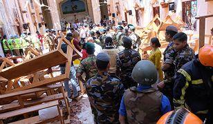 W tragicznych zamachach życie straciło ponad 250 osób