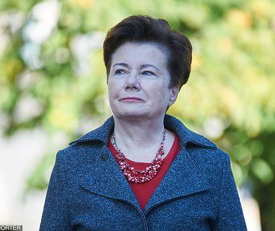 Hanna Gronkiewicz-Waltz miała zeznawać jako świadek w sprawie przeciwko miejskiemu aktywiście