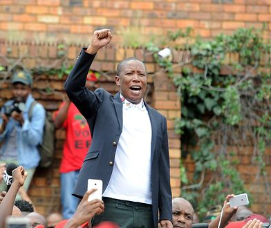 """RPA: biali farmerzy stracą ziemię za bezcen. """"Wasz czas się skończył, biali ludzie"""""""