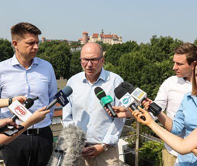 Polityk Koalicji Obywatelskiej krytykuje Petru i Schetynę