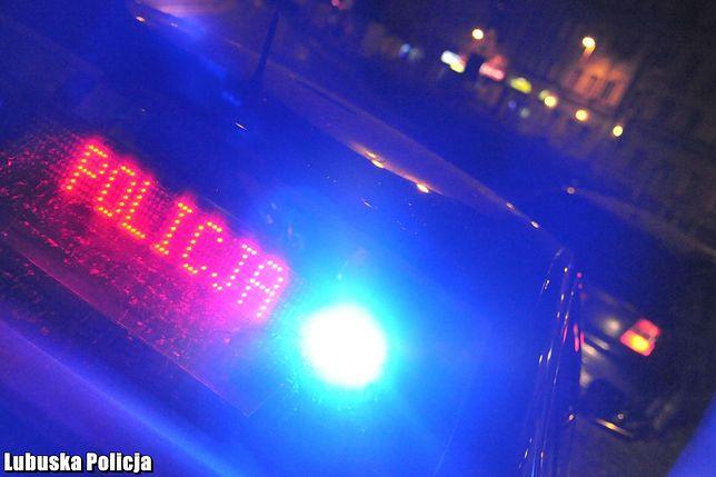 Policja zatrzymała po pościgu pirata drogowego z Gorzowa Wielkopolskiego