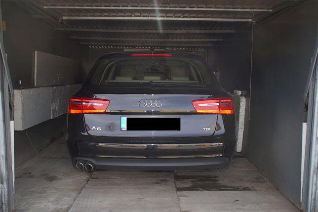 """""""Skradzione"""" auto stało spokojnie w garażu"""