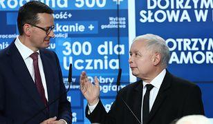 Premier Matusz Morawiecki dostał zgodę od prezesa PiS Jarosława Kaczyńskiego na zmiany w rządzie