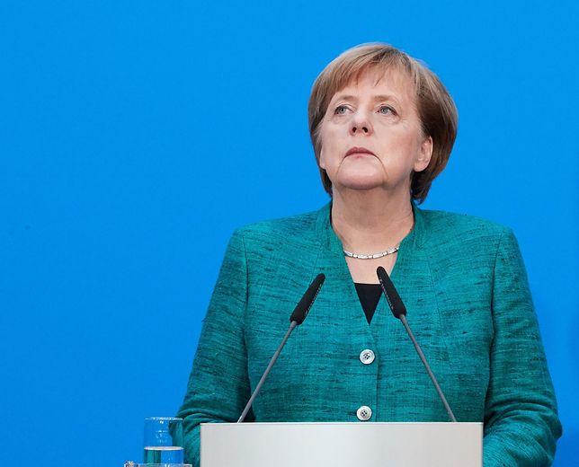Angela Merkel zabrała głos ws. ustawy o IPN