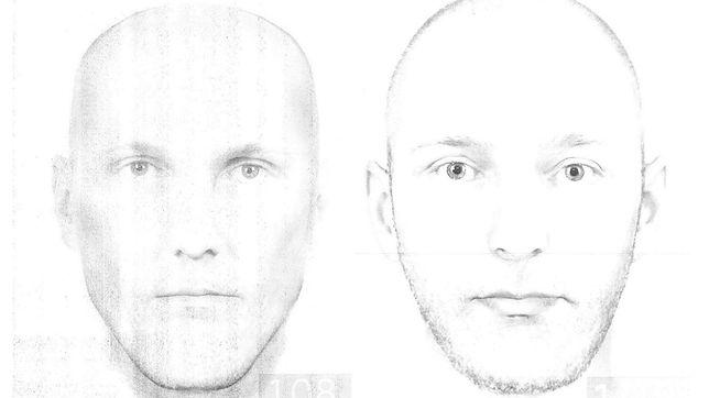 Gdańska policja opublikowała portret pamięciowy poszukiwanego