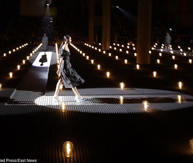 Pokaz mody domu Prada.