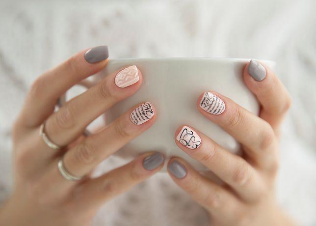 Szablony na paznokcie to najprostszy sposób na uzyskanie ciekawych wzorów