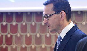 Mateusz Morawiecki w grudniu 2017 stanął na czele rządu.