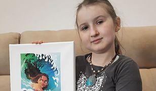 Disney zadedykował opowiadanie nastolatce z Polski
