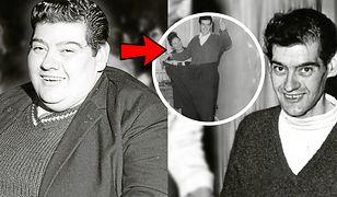 Angus Barbieri mając 27 lat, ważył 206 kilogramów.