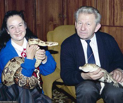 Nowa książka o Hannie i Antonim Gucwińskich.
