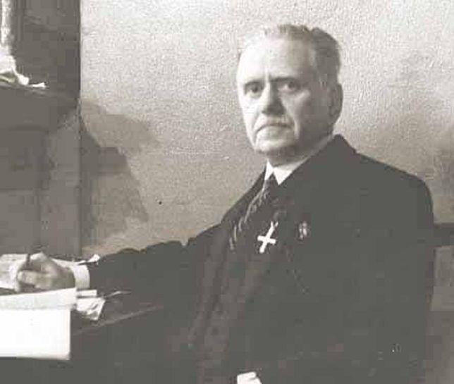 Władysław Studnicki - czołowy polski germanofil