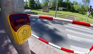Kierowca skody potrącił dwie osoby na przejściu dla pieszych przy rondzie w Gorzowie