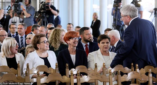 Nowi europosłowie odebrali zaświadczenia o wyborze
