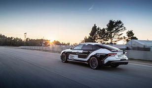 Rekord autonomicznego Audi
