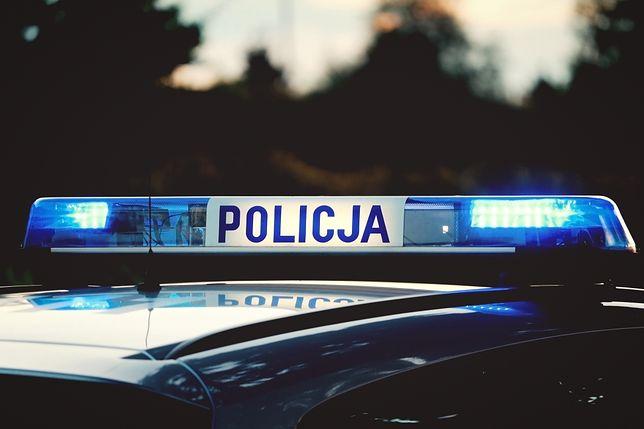Policjantom nic się nie stało