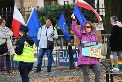 """""""My zostajeMY w UE!"""". Protesty w ponad 100 miastach w kraju"""