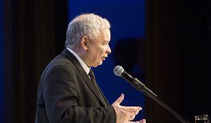 Jarosław Kaczyński wypowiedział się na temat pedofilii w Kościele