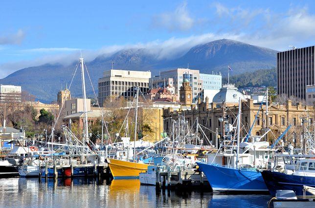 Wakacje na końcu świata - Tasmania, Australia