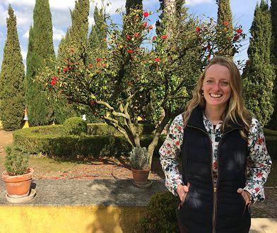 Louise prawie 3 lata pracuje w winnicy nieopodal Lizbony