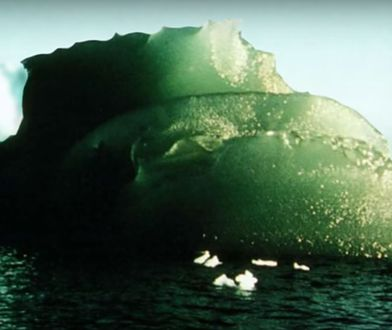 Za zielony kolor gór lodowych odpowiada żelazo