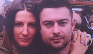 Karolina i Bartek - dumni rodzice Kaliny i Jagody